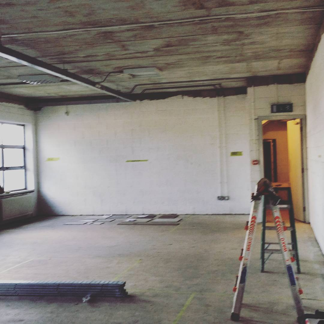 A new office fit out started this week in Limerick.  For details and pricing call 0879949215 or email brendan@onepower.ie