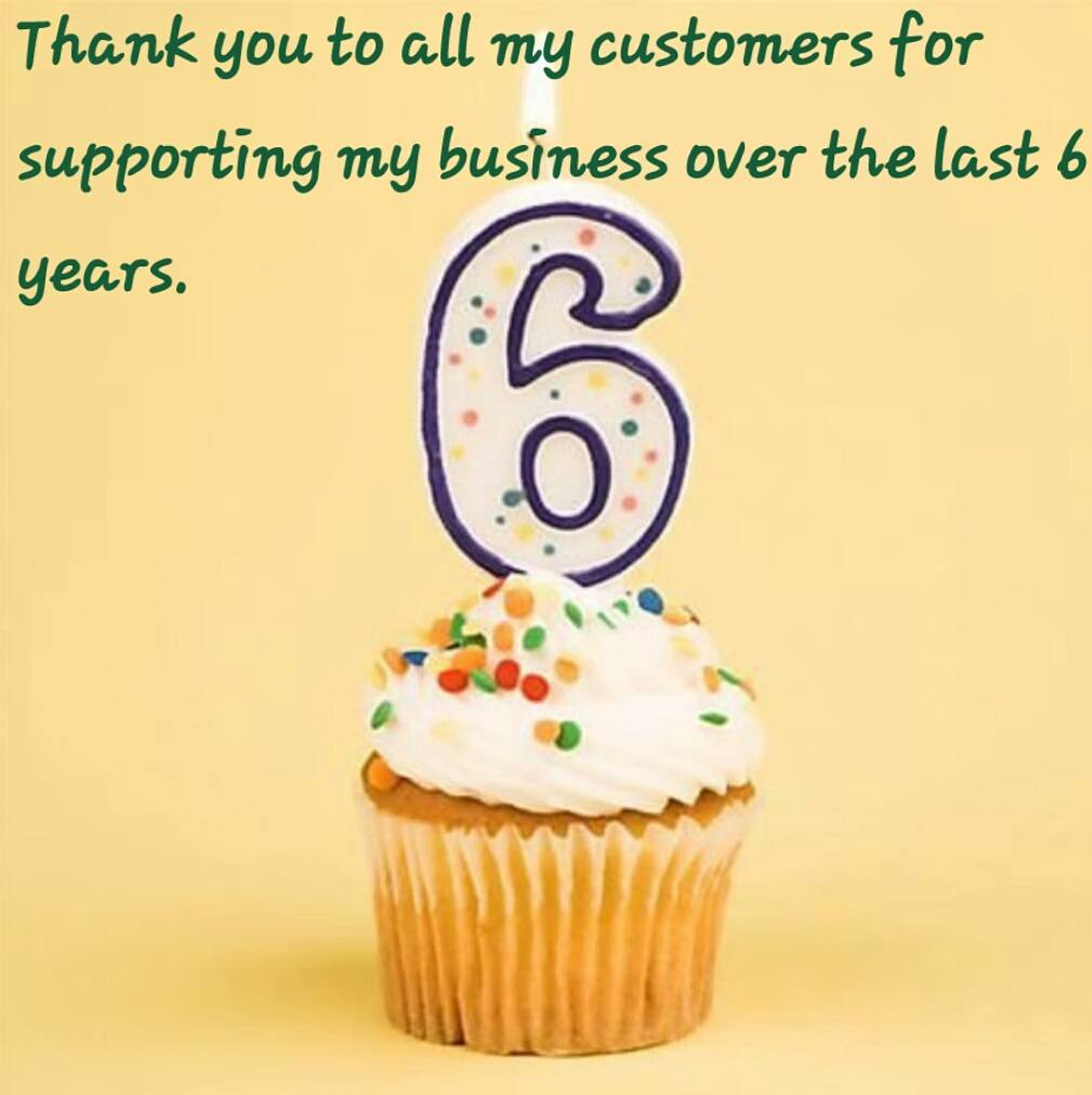 Thank you to everbody who has supported my business over the last 6 years. Without your support and repeat custom O'Neil Electrical would not have grown into what it is today.  Regards  Brendan