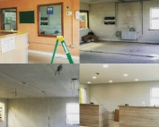 The New offices at Ace Autobody Limericks new branch in the Eastway Business Park are starting to take shape.ie #